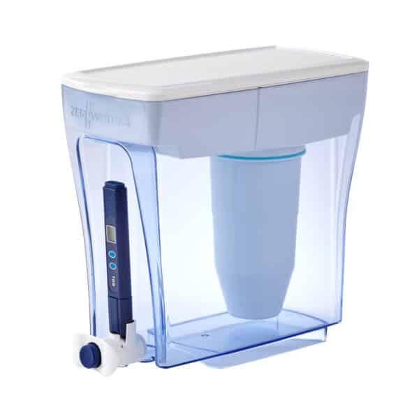 ZeroWater 4,7 liter systeem