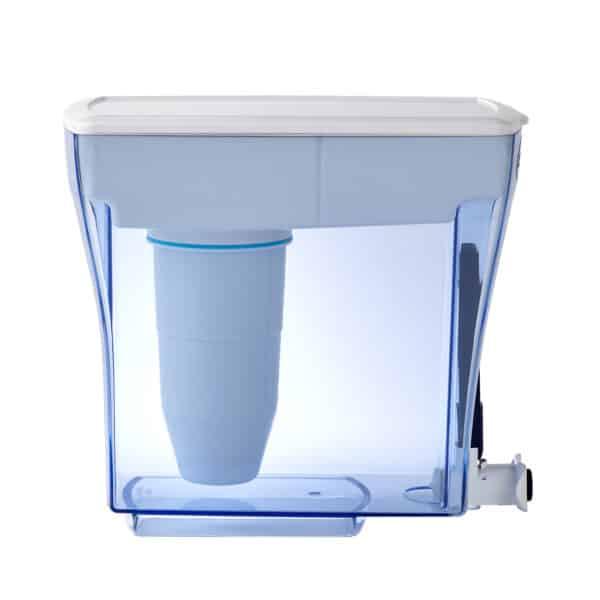 ZeroWater 4,7 liter systeem zijkant links