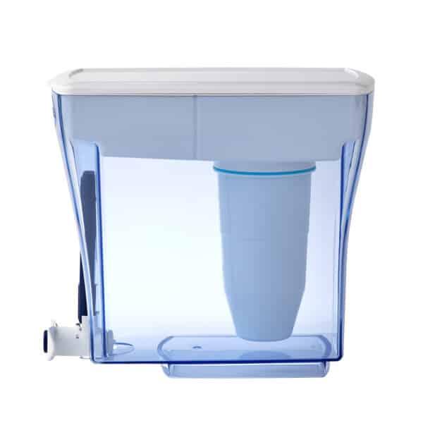 ZeroWater 4,7 liter systeem zijkant rechts